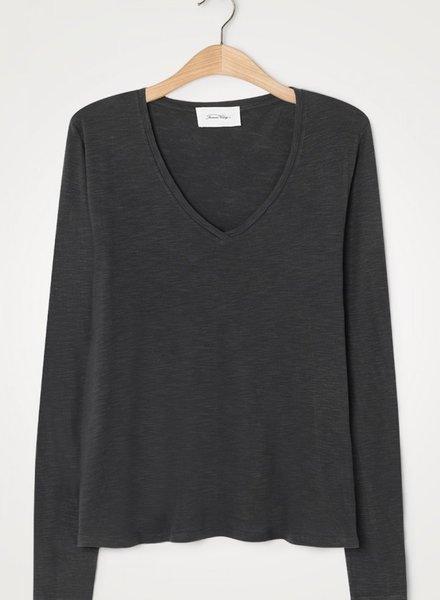 American Vintage t-shirt col v
