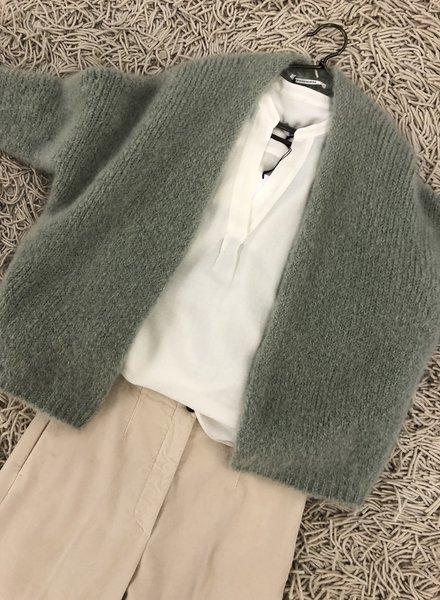 Pomandere knit 8272 soft green