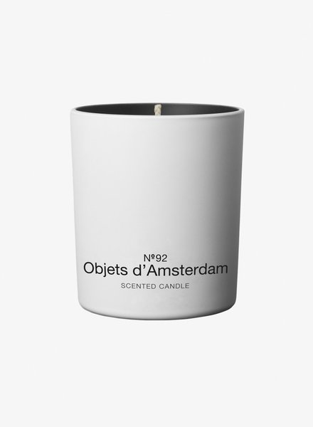 Marie Stella Maris eco candle no° 92 objets d'amsterdam