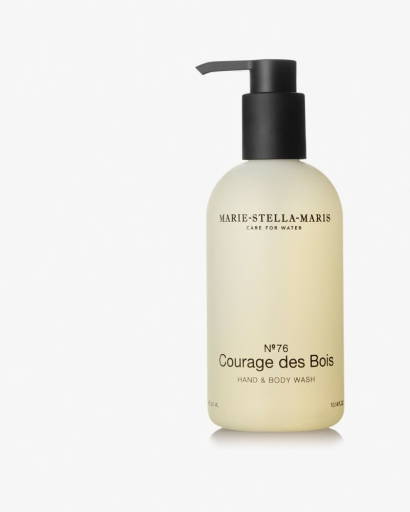 Marie Stella Maris hand & body wash  no° 76 courage des bois