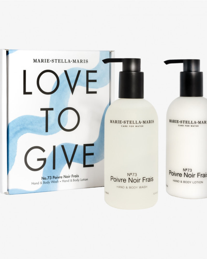 Marie Stella Maris love to give