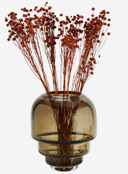 Madam Stoltz vase with bubbles