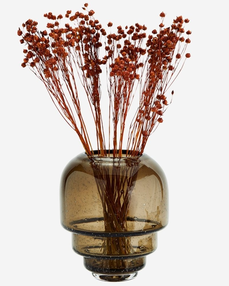 Madam Stoltz vase with bubbles