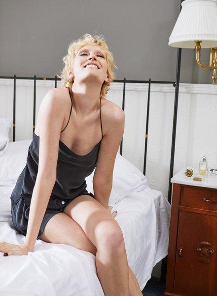 Sunday in bed betty silk short