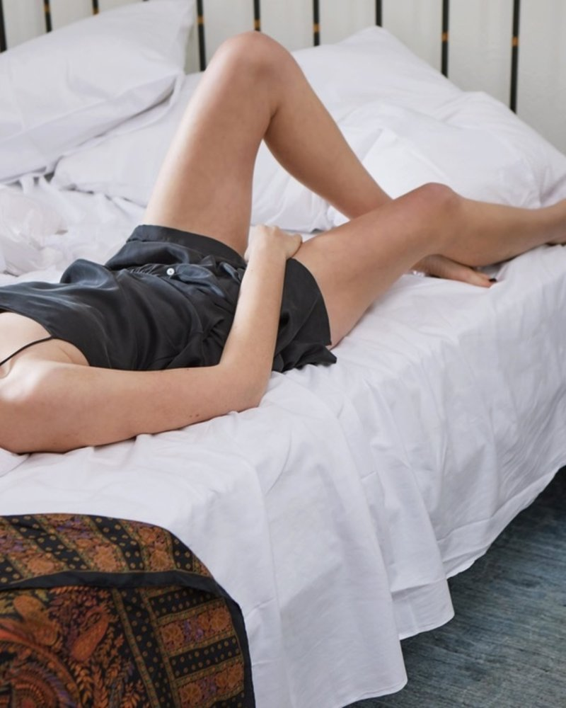 Sunday in bed betty silk