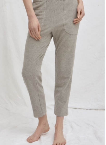 Sunday in bed pure hose flanel grey