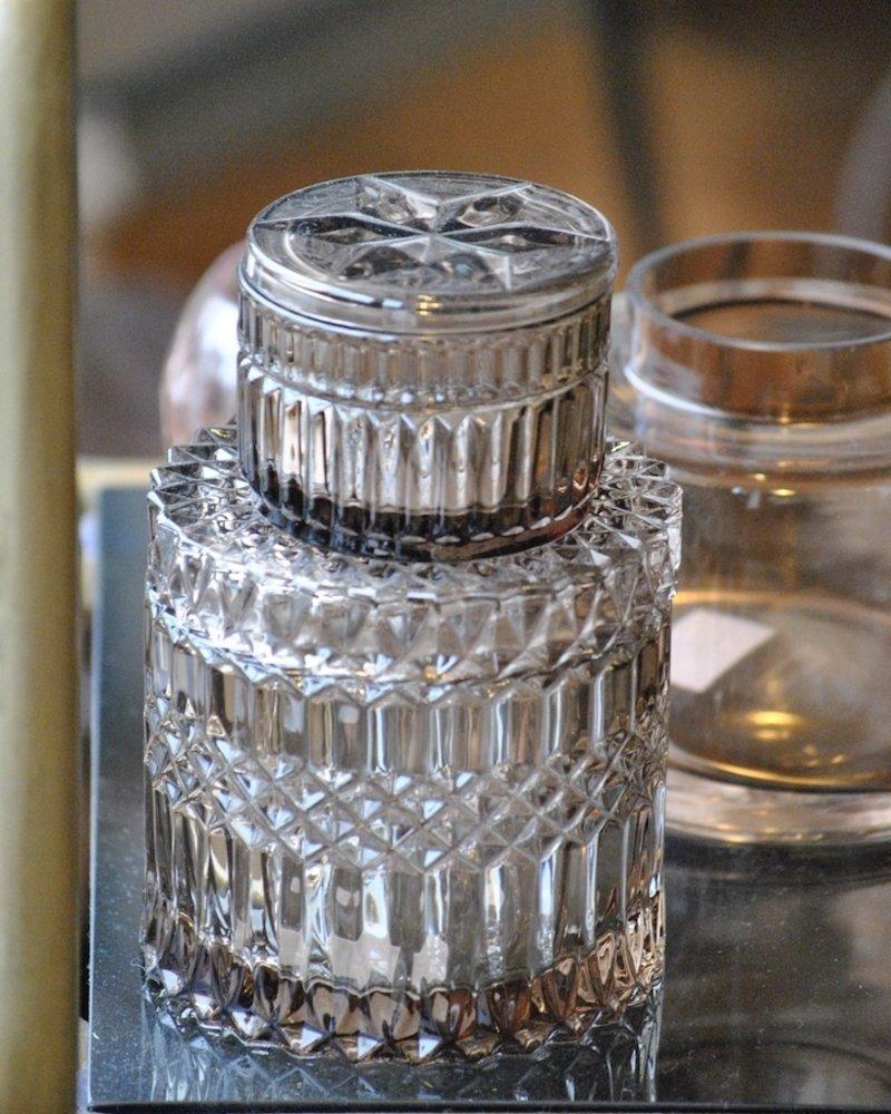 bloomingville jar glas set