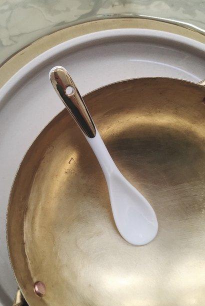 spoon porcelain