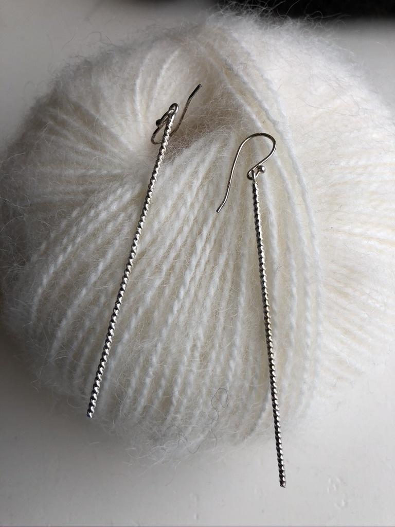 rain earring-1