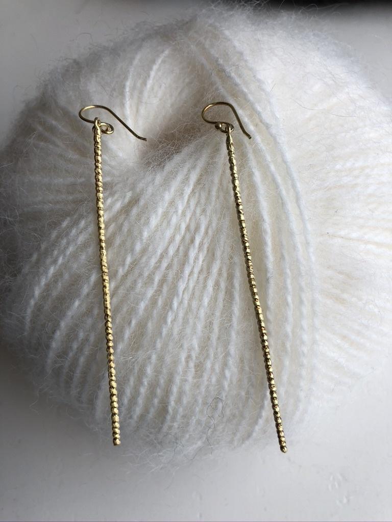 rain earring-2