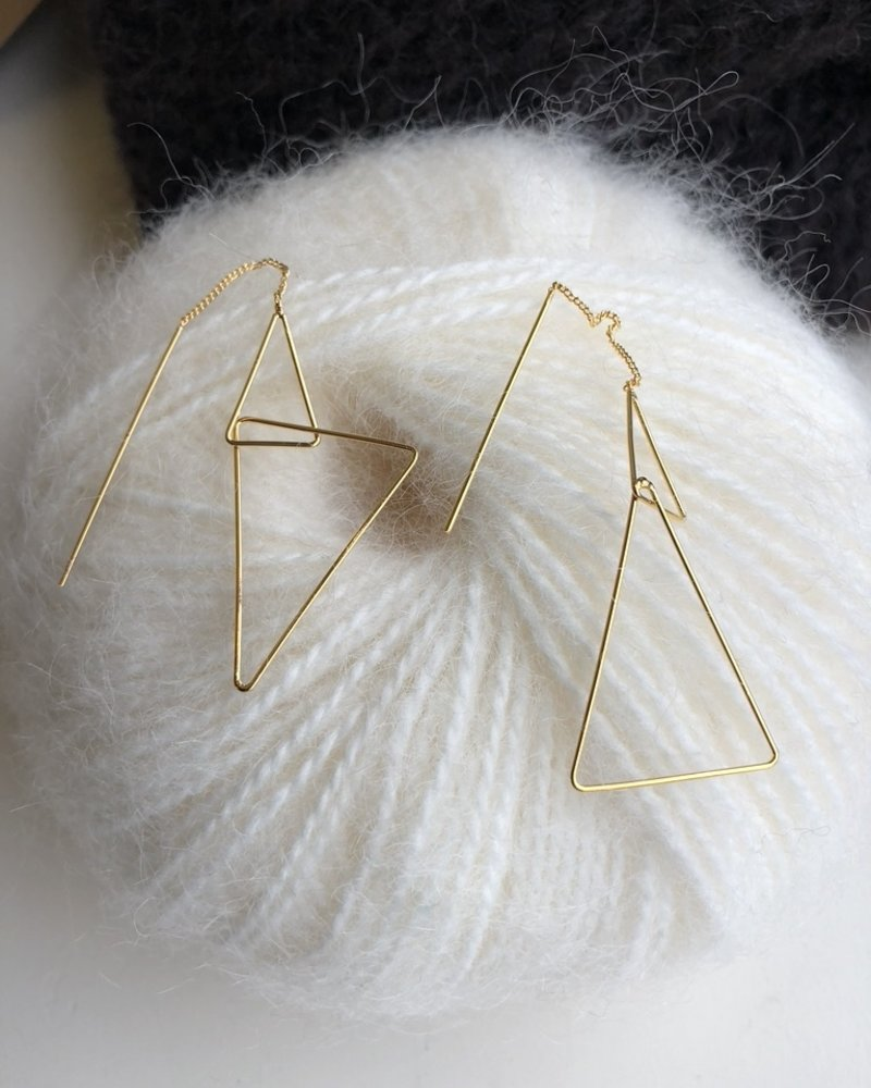 d'Antelle double triangle