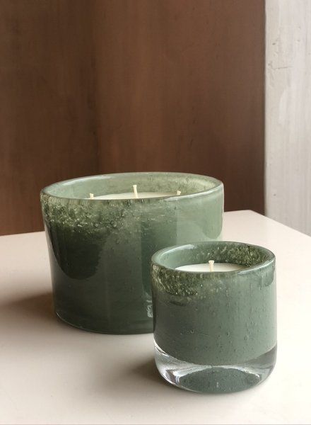 Henry Dean cyl 10/13 mineral candle