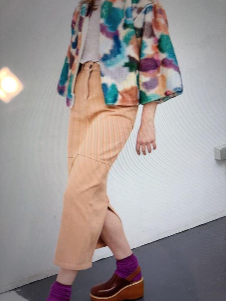 n°405 skirt long zand-2