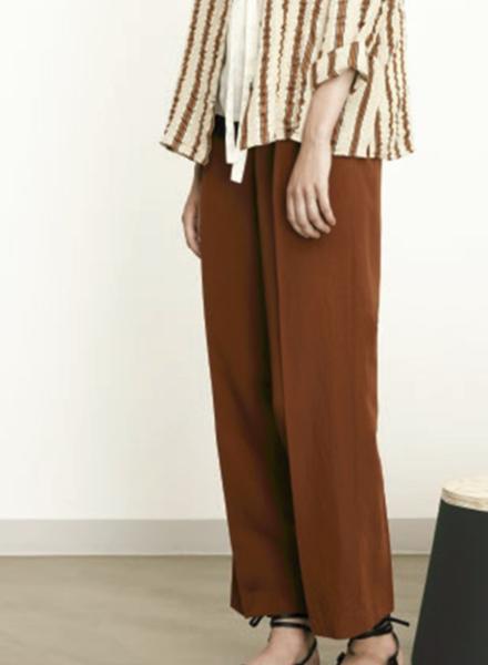Pomandere trousers bruin