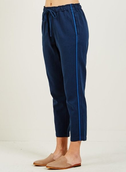 Xirena rex pants navy tide