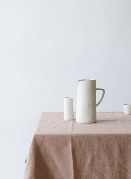 Linge particulier table cloth  moka