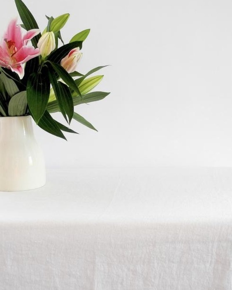 Linge particulier tafelkleed off white