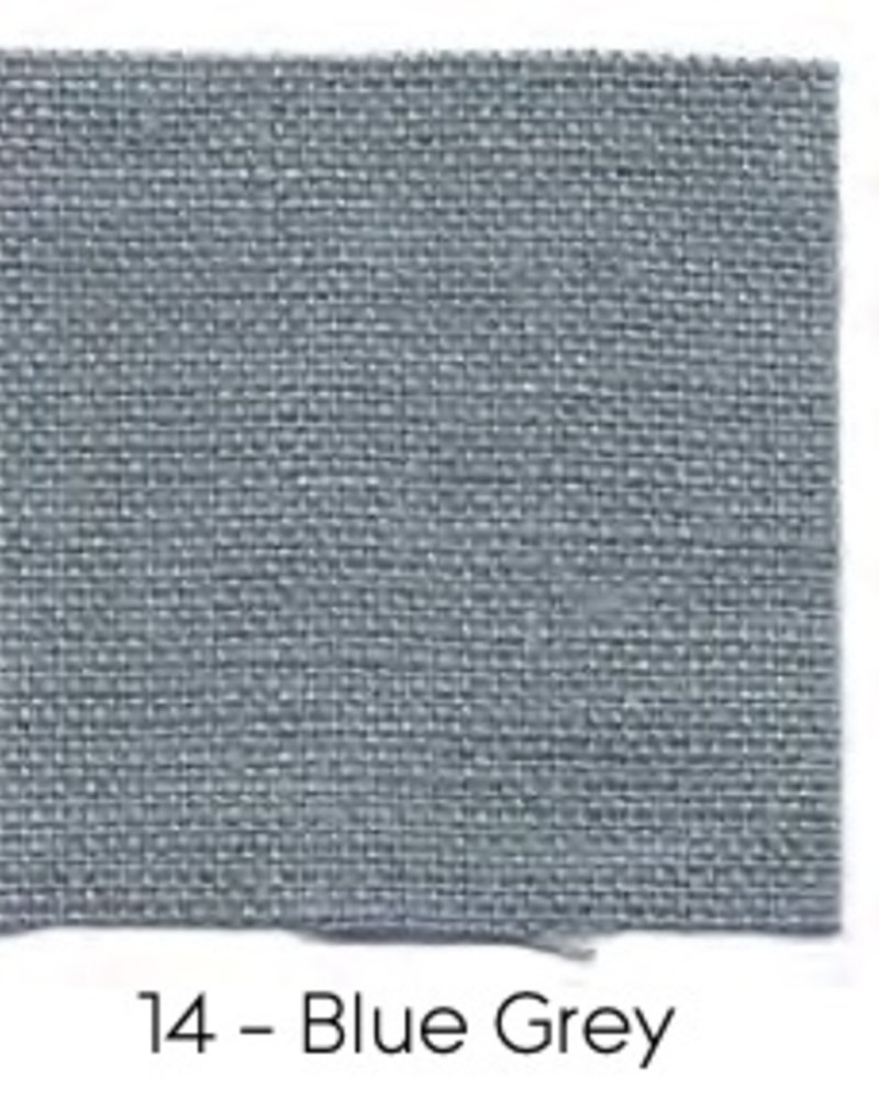 Linge particulier tafelkleed blue grey