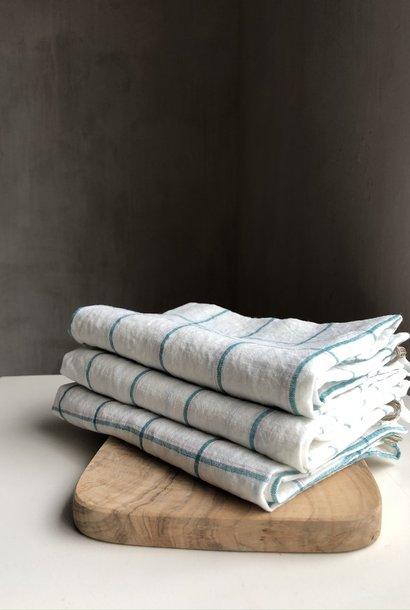 towel green squares
