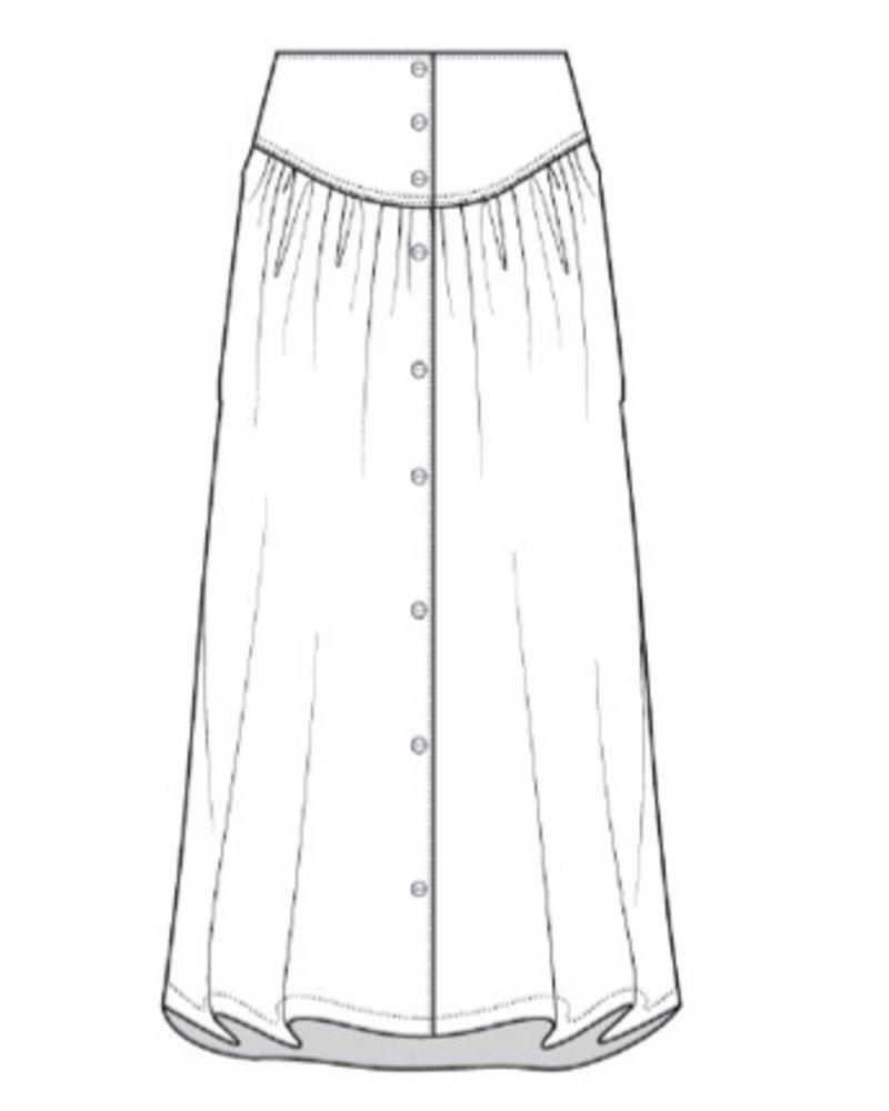 Xirena ryan skirt black