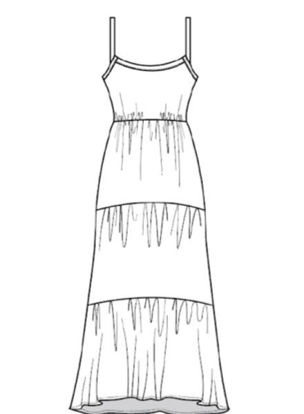 Xirena ali dress white