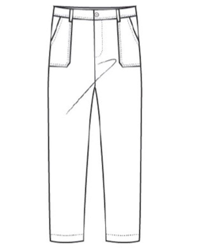Xirena tucker khaki