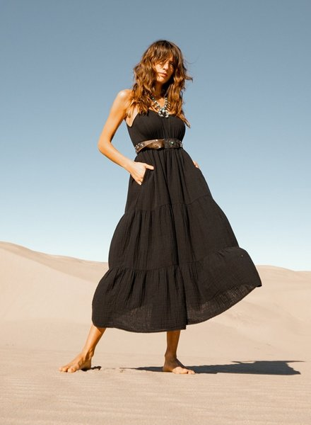 Xirena ali dress black