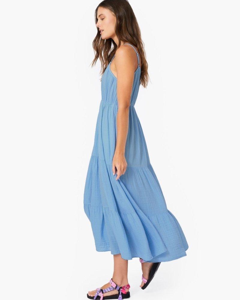 Xirena ali dress clear skies