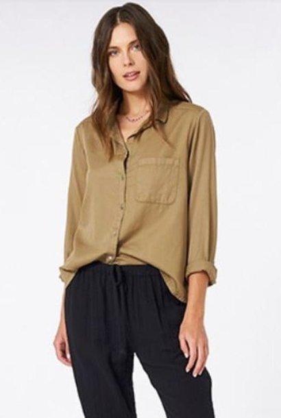 blaine shirt khaki