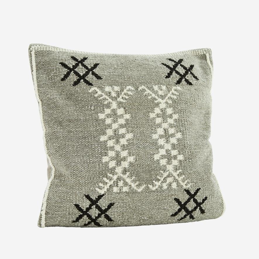 chenille cushion-2