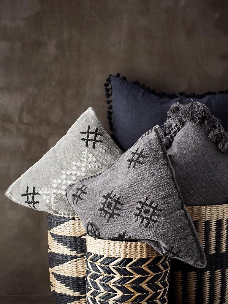 chenille cushion-1