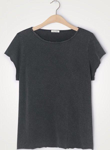 American Vintage t-shirt son black