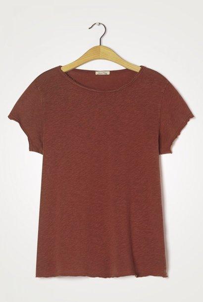 t-shirt son tomette