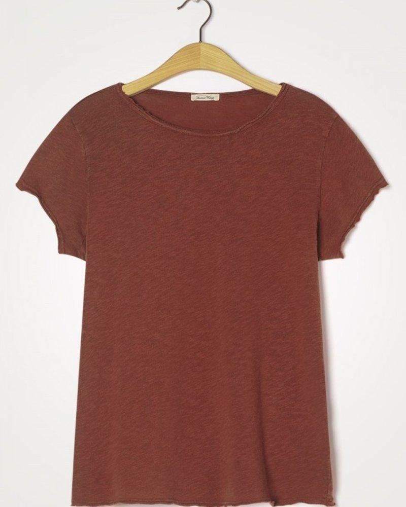 American Vintage t-shirt son tomette