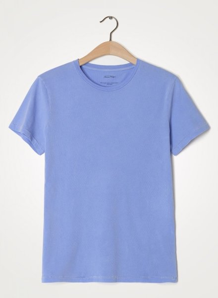 American Vintage t-shirt parme