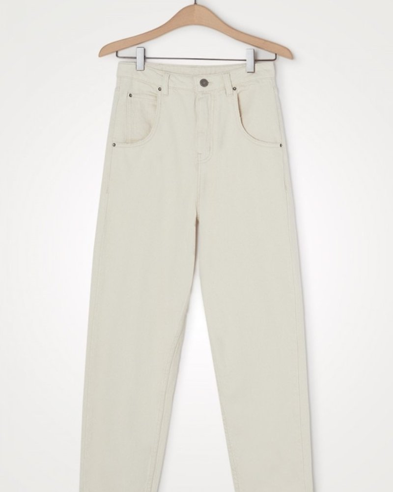 American Vintage 5 pocket off white