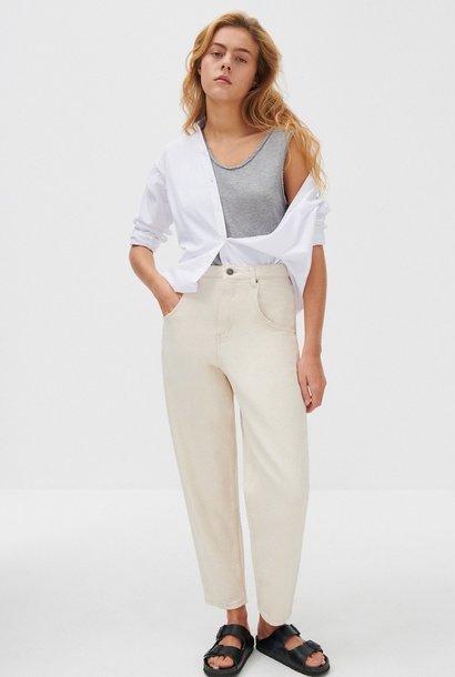 5 pocket off white