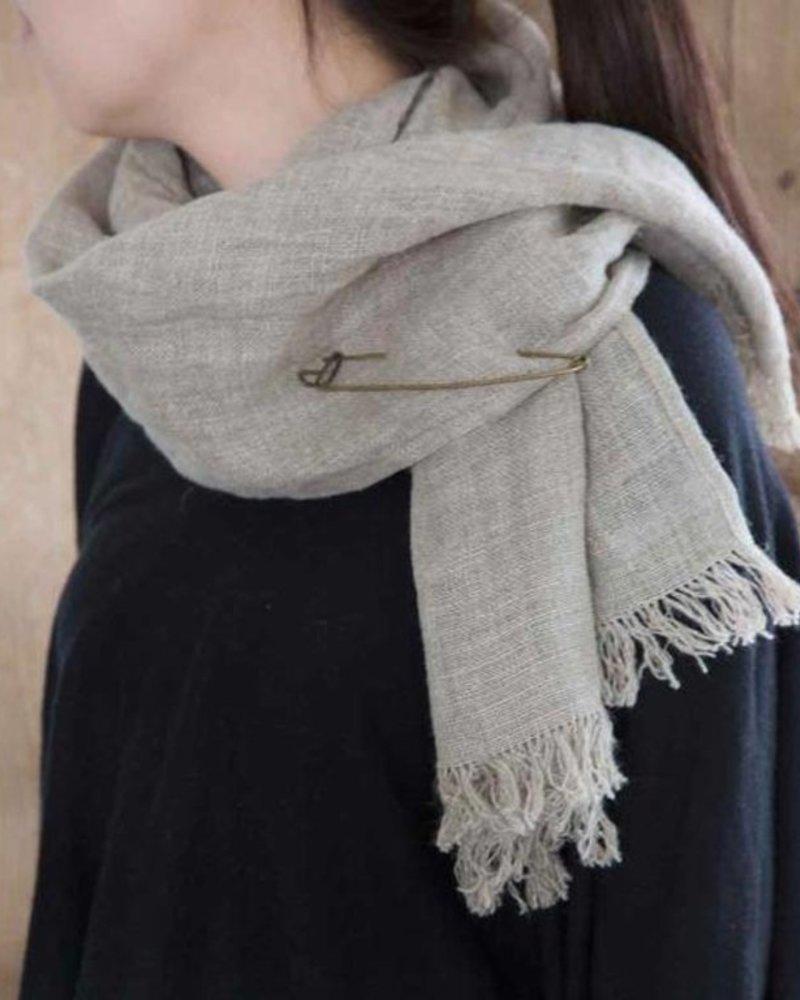 Fog linen cloth pin