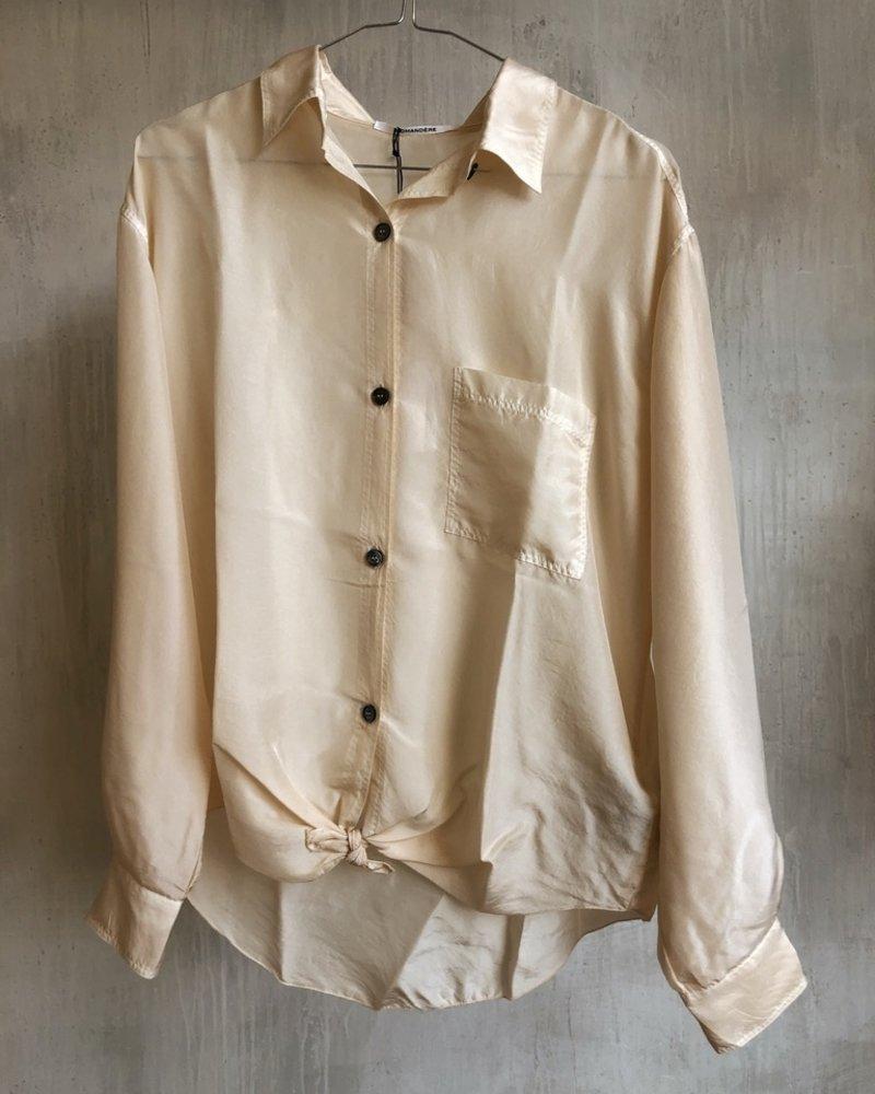 Pomandere shirt 9339 silk