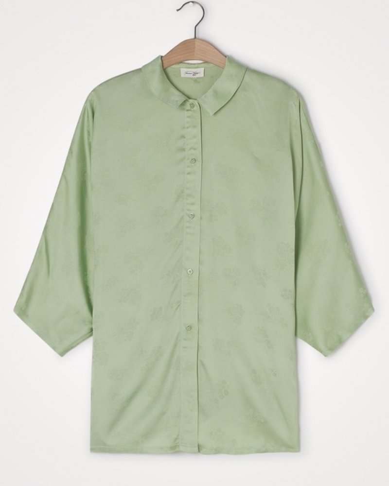 American Vintage shirt gita jade