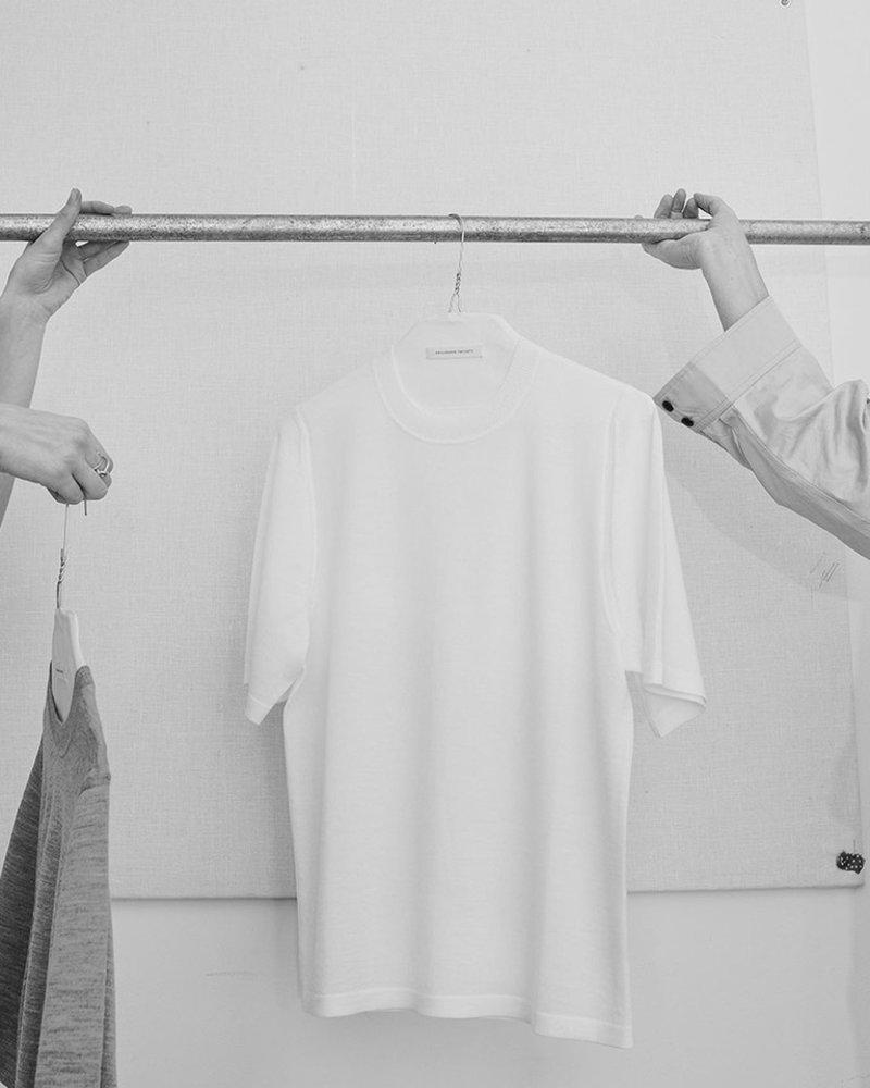 Graumann svigie knit white