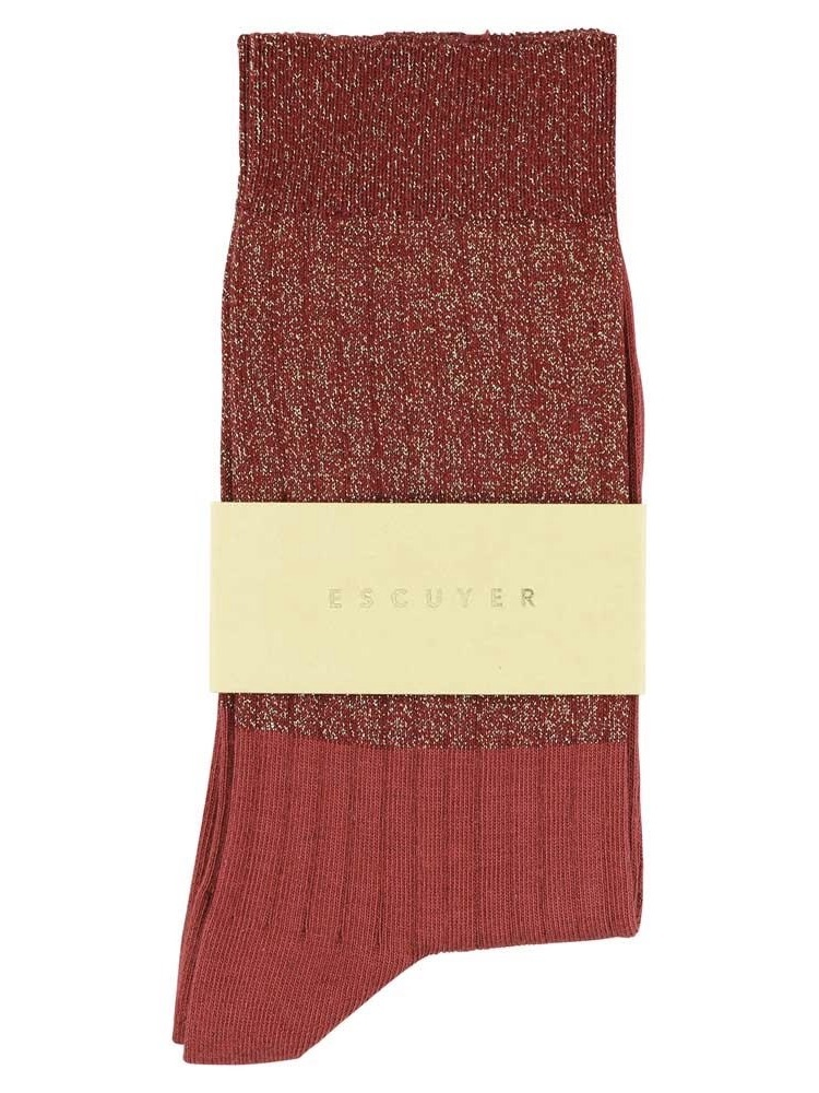 lurex block socks-2