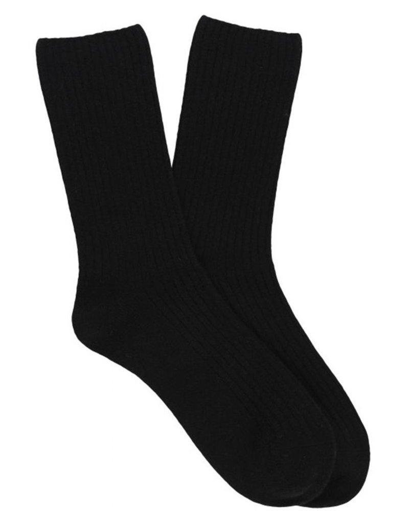 Escuyer cashmere socks