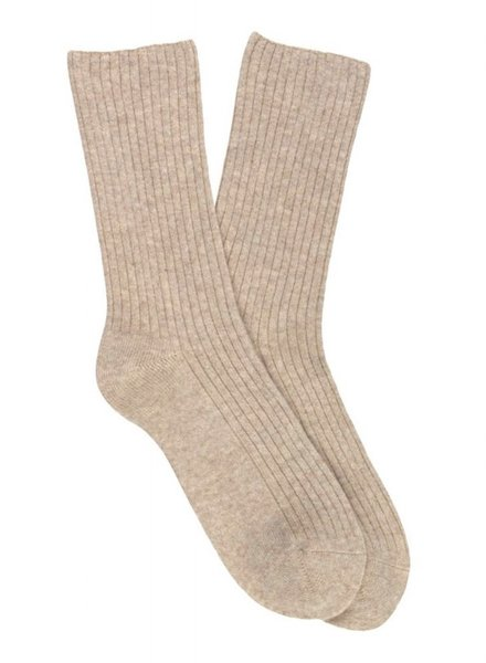 Escuyer cashmere socks