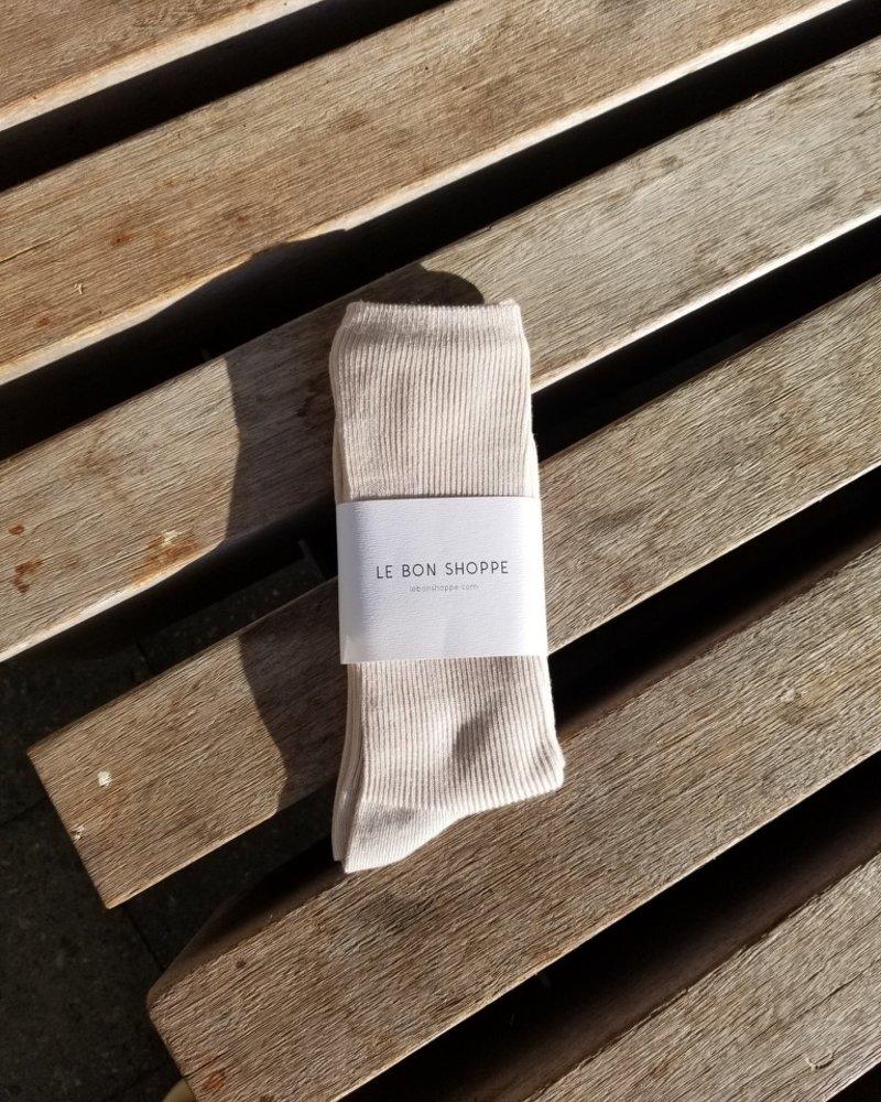 Le bon shoppe trouser socks