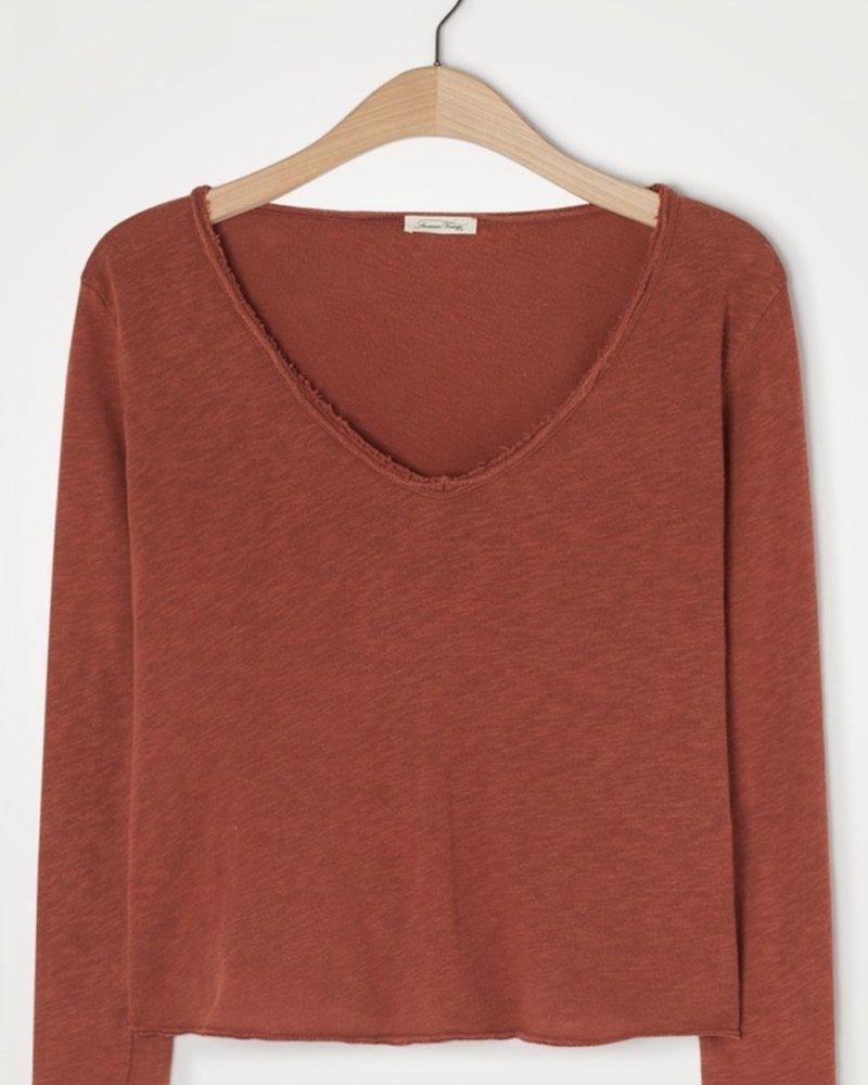 American Vintage t-shirt lm son tomette