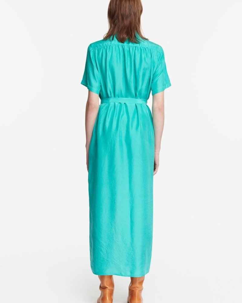 Pomandere dress 3226 green
