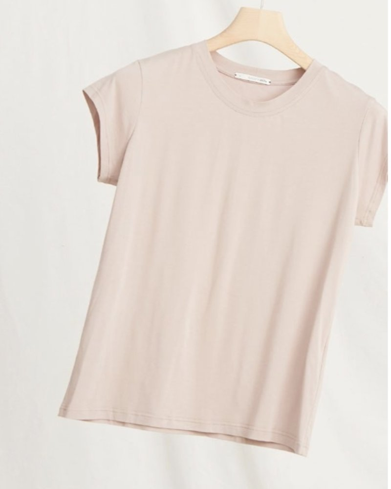 Sunday in bed alex shirt mauve