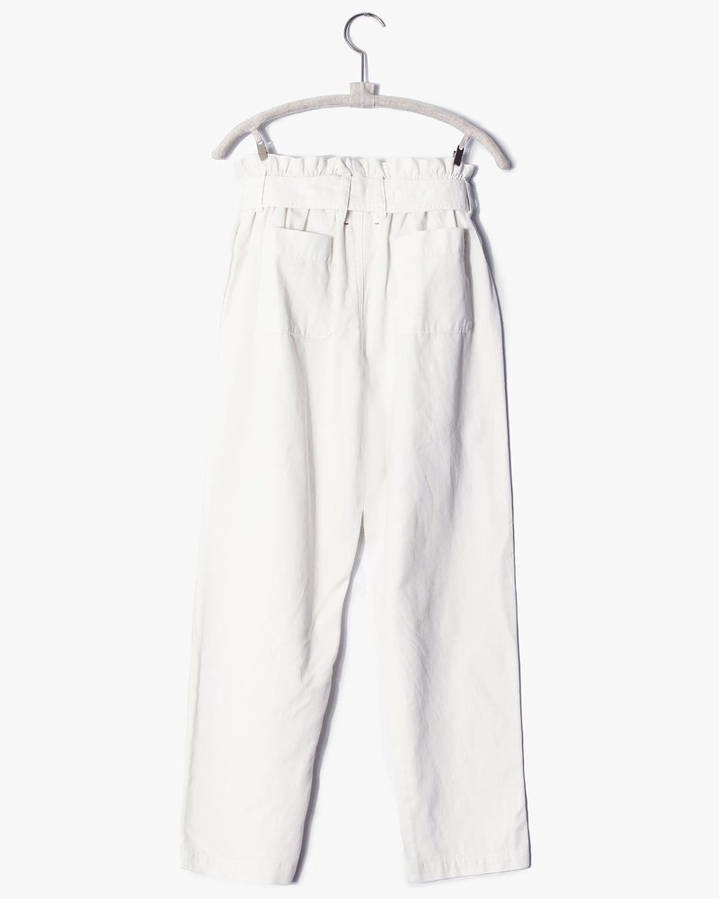Xirena tyese pant white wash