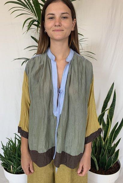 blusa patch